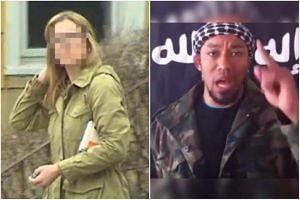 Daniela Greene (left) sneaked off to Syria to marry Denis Cuspert.