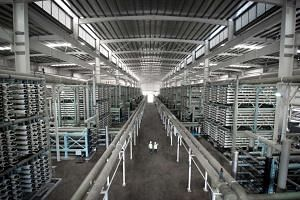Tuaspring Desalination Plant was built by water treatment firm Hyflux.