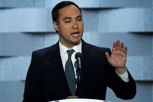 Mr Joaquin Castro, co-chair of the recently formed Congressional Caucus on Asean.