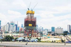 Not only have Chinese firms entered Malaysia as investors, but they are also hired as contractors tasked to build some of the country's most iconic projects, such as the Signature Tower in Kuala Lumpur.