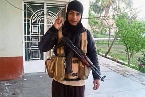 Islamic State in Iraq and Syria (ISIS) operative Muhammad Wanndy Mohamed Jedi, who was claimed to have been killed in a drone attack.
