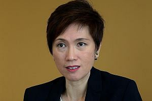SECOND MINISTER FOR MANPOWER JOSEPHINE TEO