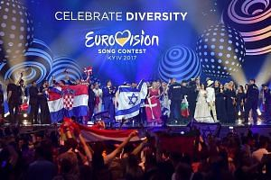 The second semi-final of the Eurovision Song Contest that was held in Kiev, Ukraine, on Thursday. The finals take place tonight.