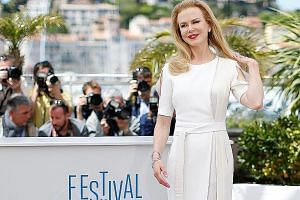 Nicole Kidman has never won a prize at Cannes, but she has long been a festival favourite.