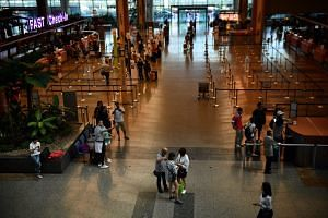 Terminal 2 at Changi Airport resumed normal operations this morning after a fire that broke out on May 16.
