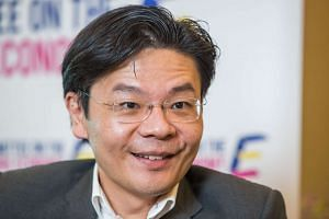 National Development Minister Lawrence Wong said  Singapore can play a role to help finance Belt and Road projects, and provide expertise in infrastructure planning.