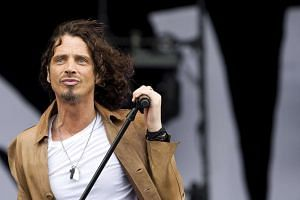 Chris Cornell, lead singer of seminal bands Audioslave and Soundgarden died aged 52 on May 17 (Wednesday). PHOTO: EPA