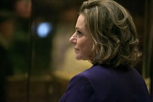 K. T. McFarland has been nominated as the US ambassador to SIngapore.