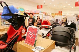 Mothercare kicked off its sale on May 17 and plans to carry on until July 16, having seen