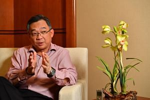 Mr Gan Kim Yong wants to use IT to change the landscape of the healthcare sector.