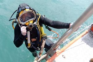 The Singapore Standard Code of Practice for Commercial Diving will be revised later this year to ensure that only those with proper certification are hired to do commercial diving work.