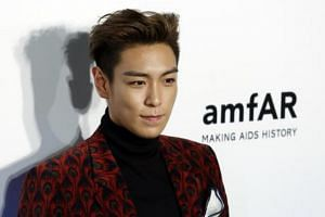 Korean pop idol T.O.P was admitted into intensive care at a Seoul hospital following an overdose on tranquilisers.