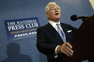 US President Donald Trump's personal attorney, Marc Kasowitz,  at the National Press Club in Washington, US on June 8, 2017.