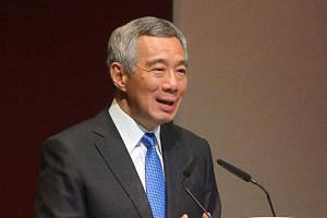 """The separatist groups in South-east Asia pose a """"clear and present"""" danger to Singapore, said Prime Minister Lee Hsien Loong, as Singaporeans have been drawn to fight for their causes."""