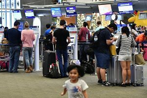 More Singaporeans are buying travel insurance in the wake of the recent terrorist attacks.