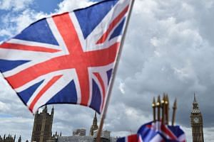 Britain will begin Brexit talks with the EU on June 19, 2017.