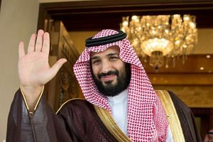 Newly-appointed Crown Prince Mohammed bin Salman.
