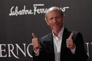 Ron Howard (above) has been brought in to replace fired directing duo Phil Lord and Chris Miller.