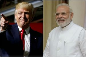 US President Donald Trump is set to meet Prime Minister Narendra Modi of India on Monday (June 26).