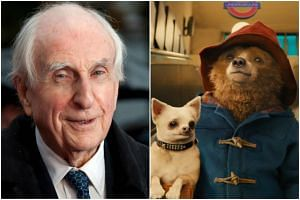 The creator of children's literary character Paddington Bear, Michael Bond, died at the age of 91 on June 27.