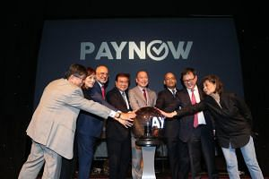 Customers of seven participating banks can use PayNow from July 10.
