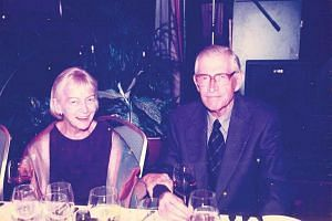 Mr Gerry Essery (right) and Mrs Jo Essery left behind a $6 million legacy that will be divided equally among the Assisi Hospice, National Kidney Foundation (NKF) and the Society for the Prevention of Cruelty to Animals (SPCA).