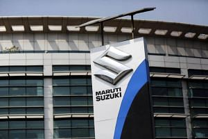 Maruti Suzuki, India's biggest carmaker by sales, dropped prices on some models by up to 3 per cent, passing the