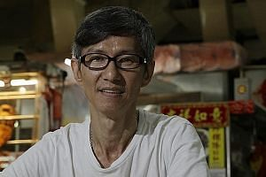 Mr Tan Boon Teck says he will supply the sauces and ingredients, so apprentices will not know the family's secret recipe. He adds that it will take about a month to learn the proper frying wok techniques.