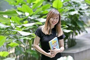 The columns in ST executive editor Sumiko Tan's collection include confessions about the stigma of singlehood, finding love in her late 40s, and the difficulty of coping with her new roles as wife and stepmother.