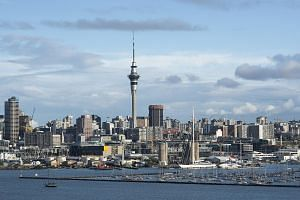 Auckland is the most populous urban area in New Zealand. The country is part of the Five Power Defence Arrangements between Britain, Australia, New Zealand, Malaysia and Singapore.