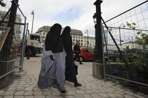 Belgian banned the wearing of the full-face veil under a June 2011 law.