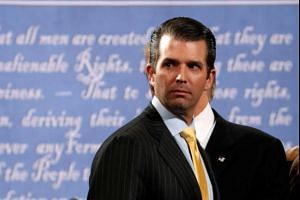 Donald Trump Jr was reportedly informed that the person with whom he was meeting on June 9 could offer negative information about Hillary Clinton.