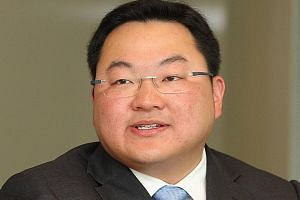 """Mr Low, known as Jho Low, was described by Singapore prosecutors as """"a key person of interest"""" in the wider ongoing money-laundering probe."""