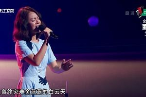 Joanna Dong, the only SIngaporean of the six singers selected in the first episode of Sing! China has chosen to be on pop king Jay Chou's team.