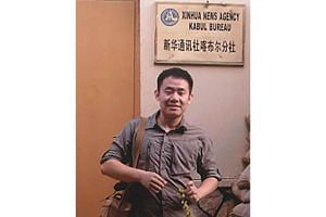 Xiyue Wang vanished in Iran, where he was doing research for a doctoral thesis.
