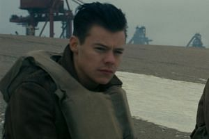 Harry Styles plays a solider in war movie Dunkirk, marking his first foray into acting.