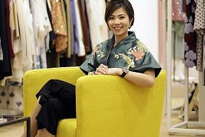 Being able to engage customers better is what prompted Ms Pek Lay Peng to open a boutique for her online multi-label womenswear retailer SocietyA.