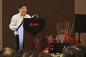 Transport Minister Khaw Boon Wan said he did not like the way the press has been covering the resignalling project