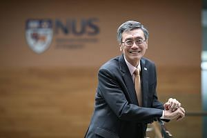Professor Tan Eng Chye is widely acknowledged as being behind NUS' transformation into a world-class university, and the chief architect of the university's pioneering educational and academic programmes. The 55-year-old will take over as NUS preside