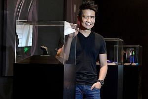 Razer founder Tan Min-Liang grew up playing computer games and has turned this passion into a global gaming company that is now seeking to go public in Hong Kong. Last week, he was named No. 41 on Forbes' 50 Richest Singapore list with an estimated n