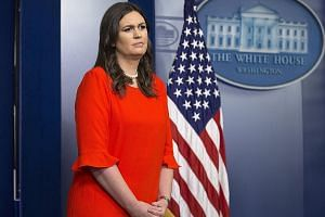Ms Sarah Huckabee Sanders was listed by Time Magazine in 2010 as one of America's top political minds.