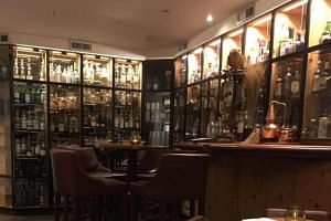The hotel's Devil's Place Whisky Bar has been honoured for its 2,500 bottle collection, including by the Guinness Book of World Records.