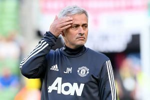 Jose Mourinho did point out that he is concerned with how the staggering figure will affect future transfers.