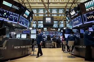 US stocks opened higher on Friday (Aug 4), after data points to signs of a tight labour market.
