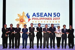 Top diplomats from 27 countries gather in Manila for the 50th Asean Foreign Ministers' Meeting (AMM) and Related Meetings.