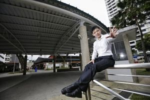 Dr Sin Yong uses magic as a tool to encourage Singaporeans to be kinder to one another.