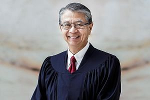 Justice Lee Seiu Kin chairs the One Judiciary (IT) Steering Committee, which charts the implementation of technology in the courts. He also heads the Singapore Academy of Law's Legal Technology Cluster.