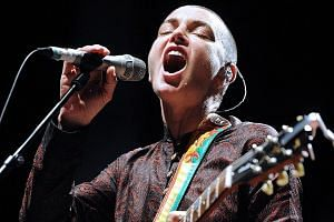 Irish singer Sinead O'Connor caused fears over her safety after saying in a video that is she fighting to stay alive.