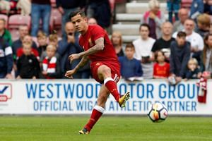 Liverpool has announced that they will not let Philippe Coutinho transfer at any cost.