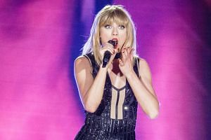 Taylor Swift alleges that David Mueller clutched her bare buttocks during a pre-concert fan reception in 2013. The DJ then sued her for defamation after he was fired by the radio station.